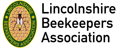 Lincolnshire Beekeepers Association Retina Logo